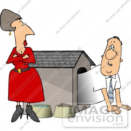 house clipart image. dog-house-clipart-by-djart