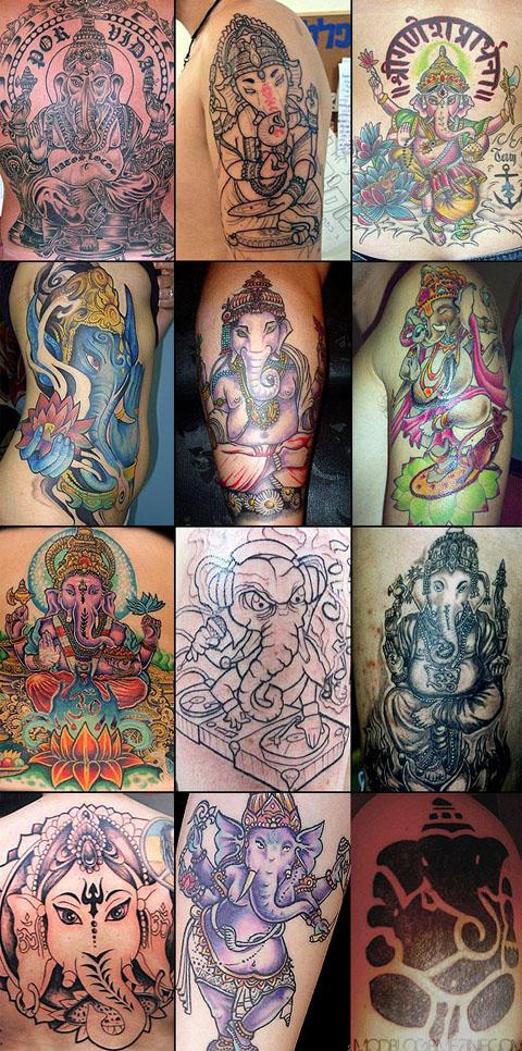 ganesh tattoos ganesh .