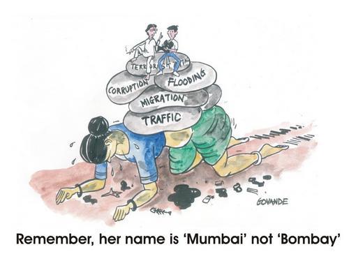 Mumbai not Bombay
