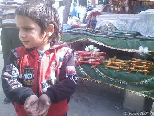 Peer Nigahe Wala, Una, Himachal Pradesh (27th Jan , 2011