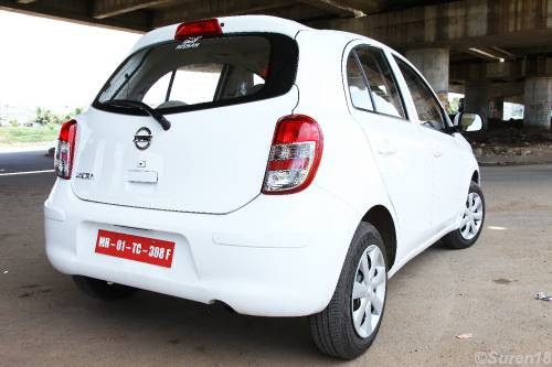 The Nissan Micra Car Review : | Sulekha Creative