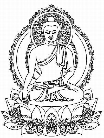 free_tattoo_picture_buddha_1.jpg (400×533)